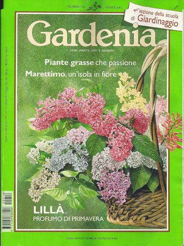 Gardenia Cover